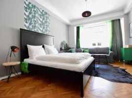 Creative Apartment Régiposta Luxury, 布达佩斯
