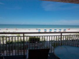 102 Chateaux, Clearwater Beach