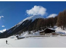 Baita Stebline, Livigno