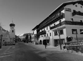 Hotel Pension Kirchplatz, Sankt Anton am Arlberg