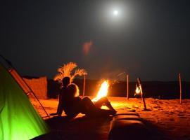 Bedouin Oasis Camp, Ar Rafā'ah