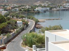 Acroterra Syros, Posidhonía