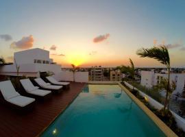 2 bedroom Condo Areca 302, Playa del Carmen