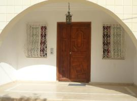 Villa L'amour, Al-Hammamat