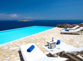 Villa Sophia Patmos, Grikos