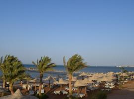 Cosy studio on the beach, Hurghada