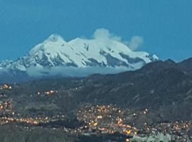 Departamento Collita Centro, La Paz