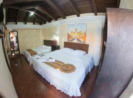 Hotel Uxlabil Antigua, Antigua Guatemala