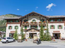 Hotel Pontiglia, Livigno