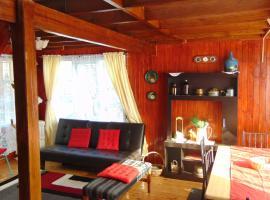 Cabaña en Chiloe, Llau-Llao