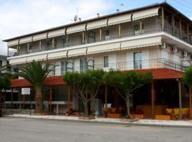 Hotel Filoxenia, Néoi Póroi