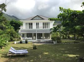 Villa Mimi, Beau Vallon