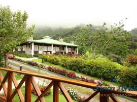 Hotel Finca Lerida Coffee Plantation and Boutique Hotel, Boquete