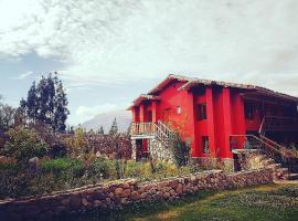 Andrade Farmstay Lodge, Urubamba