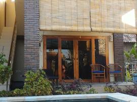Bali Blue Gecko Villas, Amed