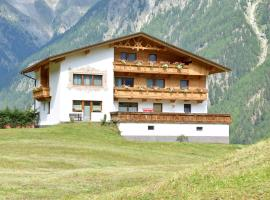 Appartement Belmonte, Sölden