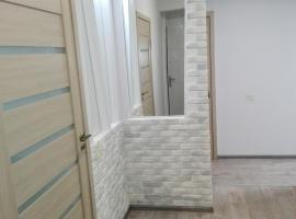 Apartment on Kryvorizhstal Street 35, Krivoy Rog
