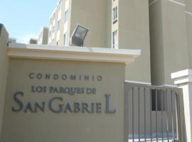 Departamento Estudio Amoblado, Chiclayo