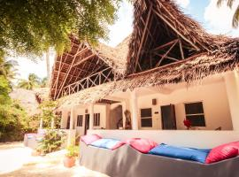 Blue Reef Sport & Fishing Lodge, Jambiani