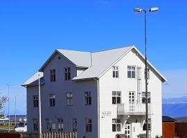 Mikligardur Guesthouse, Sauðárkrókur