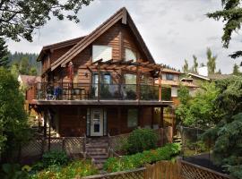 Cedar House, Jasper