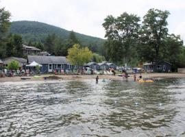Blue Lagoon Resort, Lake George