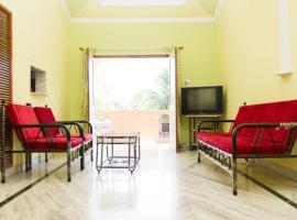 2-BR apartment in Candolim, Goa, by GuestHouser 2125, 坎多林