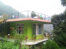 3-BR homestay in Dharamkot, Dharamshala, by GuestHouser 28954, Dharamshala