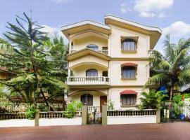 Boutique stay near Candolim Beach, Goa, by GuestHouser 31067, Candolim