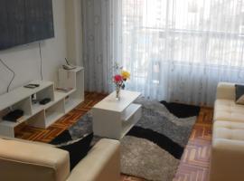 Appartement meublé, Cuzco