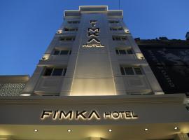 Fimka Hotel, Istanbul