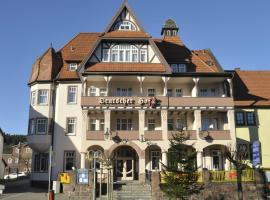 Amadeus Boutique Hotel Deutscher Hof