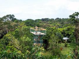 Tranquilo Bay Eco Adventure Lodge- All Inclusive, Bastimentos