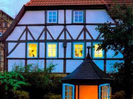 Ferienwohnungen Altes Bachhaus