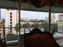 Bella Vista Upscale Luxury Condo, Santo Domingo