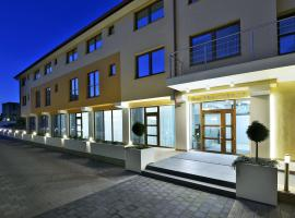 Hotel Francesco 2017, Prešov
