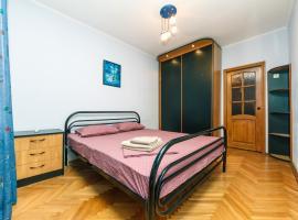 Apartment near IEC Kiev,