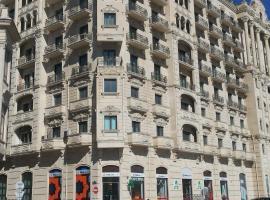 Uzeyir Hacibeyov avenue, Baku