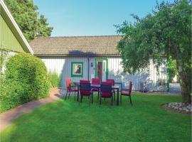 One-Bedroom Holiday Home in Hollviken, Höllviken