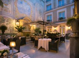 Castille Paris – Starhotels Collezione, Париж