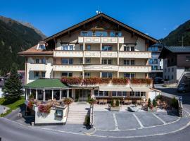 Hotel Jägerhof, Ischgl