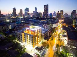 Parvena Hotel Sathorn, Bangkok