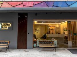 ColorMix Hotel & Hostel, Tajpej