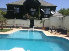 Ismailli Villa, İsmayıllı