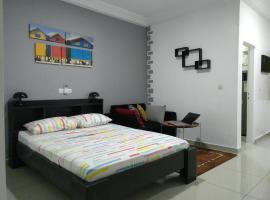 7eme Tranche. Appartement Moderne centre ville, Abidjan