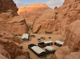 Bedouin Directions, 瓦迪拉姆