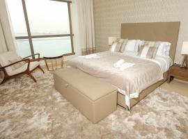 Hometown Apartments - Incredible Sea View holiday rental 2BR on JBR, Dubaï