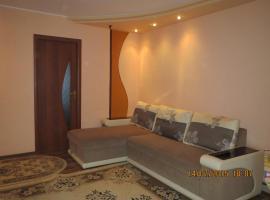Apartments on Taukiekhana 4, Shymkent