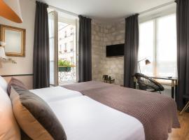 Hôtel Jeanne d'Arc Le Marais, Paris