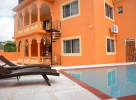 Pines Vacation Rental, Montego Bay